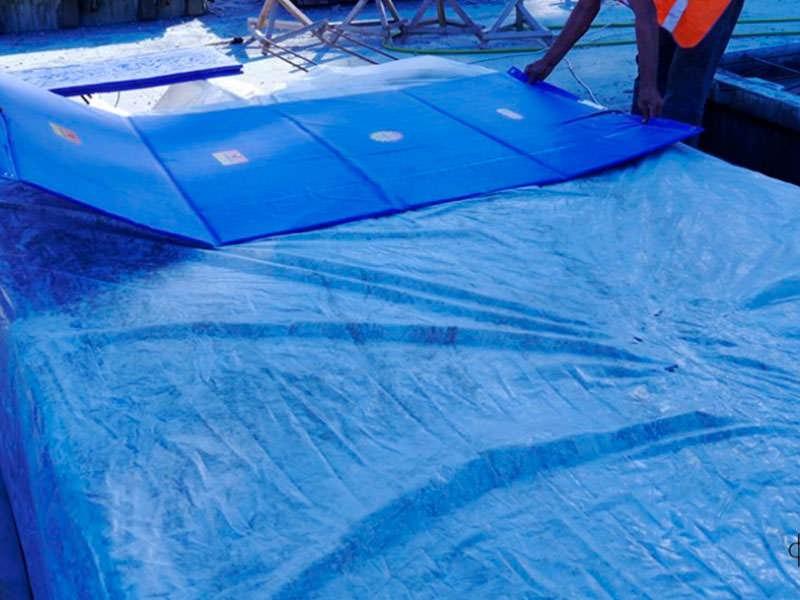 Укрывной материал для бетона купить цена цемента м500 за тонну в москве